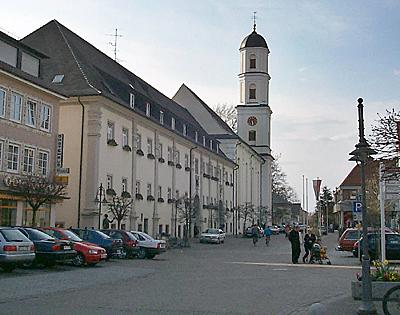 Innenstadt Langenargen