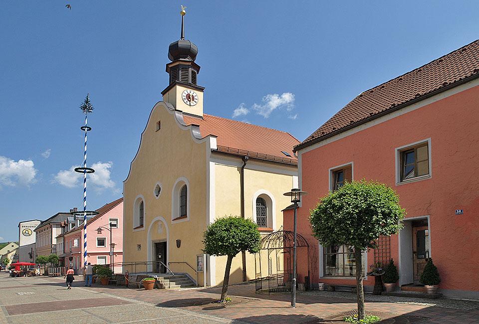 Kirche Bad Abbach
