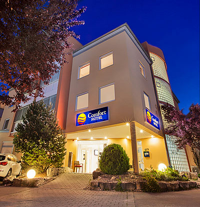 Comfort Hotel Ulm Blaustein Ulmer Strasse