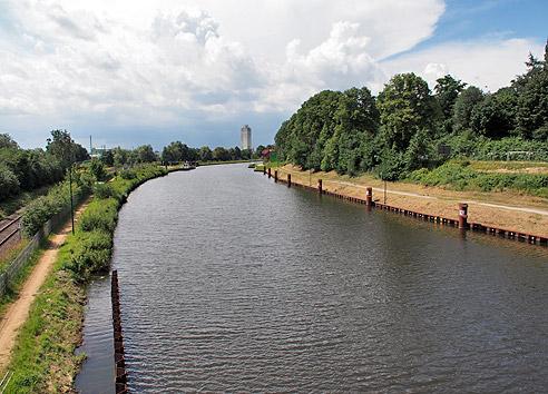 Elbe Lübeck Kanal Radweg