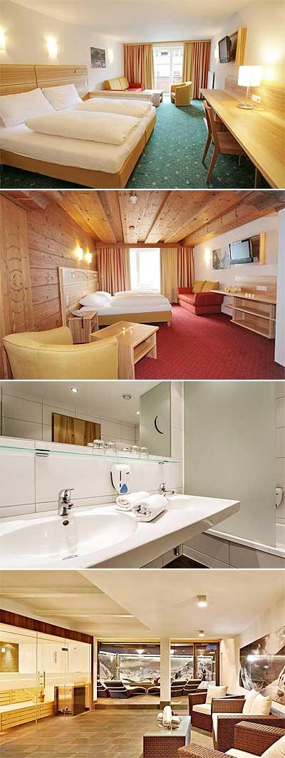 Innradweg Hotel Tyrol Pfunds