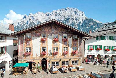 Hotel In Mittenwald  Sterne
