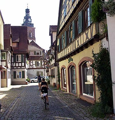 Kinzigradweg Fahrradfahren In Haslach Im Kinzigtal