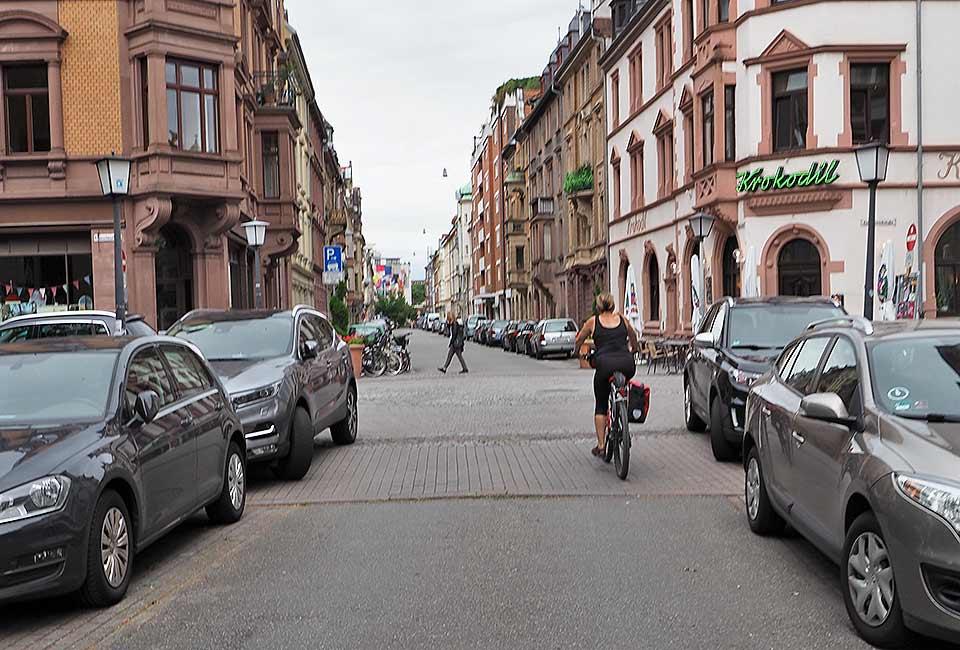 Von Heidelberg Nach Karlsruhe