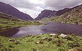Black Lake in Irland