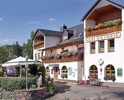Saaleradweg Hotel Restaurant Saalestrand Bucha