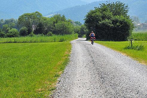 Ride 2012-03: Vom Bodensee zum Zürichsee-
