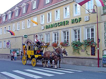 Hotel Badischer Hof Tauberbischofsheim